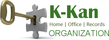 K-Kan Home  | Office  | Records Organization